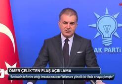 AK Partiden Anıtkabirde imza atan İmamoğlu açıklaması