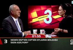 Neden DSPnin CHPnin oylarını böldüğü iddia ediliyor