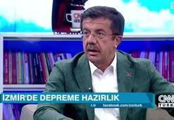 Nihat Zeybekciden İzmir için dikkat çeken deprem uyarısı