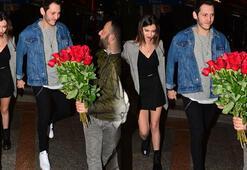 Çiçekçi güldürdü: Kırgın Çiçek abla