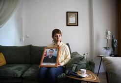 Cumhurbaşkanı Erdoğan, CHPli adayın tepki gösterdiği şehit eşiyle görüştü