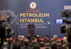 Dev buluşma Petroleum Istanbul Fuarı bugün başladı