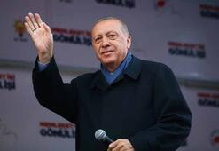 Cumhurbaşkanı Erdoğandan önemli açıklamalar