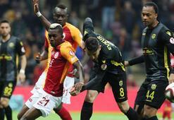 G.Saray - EY Malatyaspor: 0-0