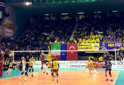 Imoco Volley-Fenerbahçe Opet: 3-0