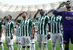 Süper Ligde en fazla genç ve yerli oynatan kulüp Bursaspor