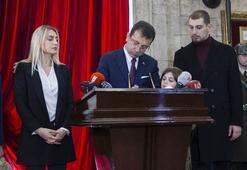Ekrem İmamoğlu Ankara'da