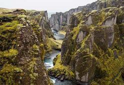 Dünyaca ünlü kanyona artık girilemeyecek
