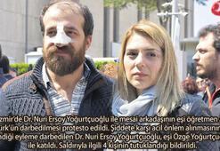 Doktoru darp eden  4 kişi tutuklandı
