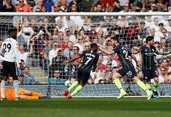 Fulham - Manchester City: 0-2