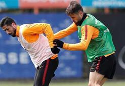 Galatasarayda kupa hazırlığı