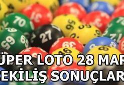 Süper Lotoda yeni devir Süper Loto 28 Mart çekiliş sonuçları