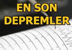 Elazığdan son dakika deprem haberi (4 Nisan Son Depremler) Nerelerde deprem oldu