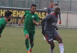 Demir Grup Sivasspor-Sivas Belediyespor: 2-1