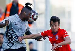 Altınordu-Osmanlıspor: 0-3
