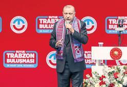 Cumhurbaşkanı Erdoğandan Trumpa: Kimin arazisini İsrail'e veriyorsun