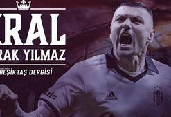 Burak Yılmaz: İyi ki Beşiktaşa geri gelmişim
