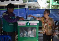 Taylandda resmi seçim sonuçlarının açıklanması ertelendi
