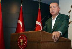 Son dakika... Cumhurbaşkanı Erdoğan seçim sonuçlarını yorumladı