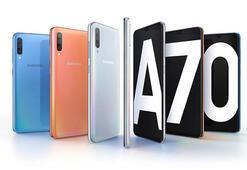 Samsung Galaxy A70 tanıtıldı İşte özellikleri