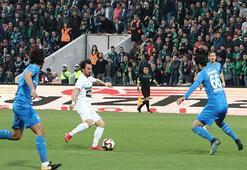 Denizlispor-Altay: 3-3