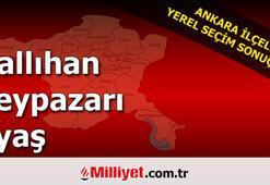 Nallıhan Beypazarı Ayaş seçim sonuçları   2019 Yerel seçim sonuçları