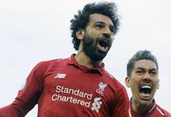 Liverpool son nefeste zirvede Maç fazlasıyla...