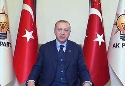 Cumhurbaşkanı Erdoğanın mesajına Bana emanet yanıtı