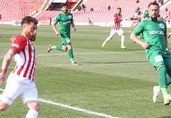 Balıkesirspor Baltok-Giresunspor: 1-1