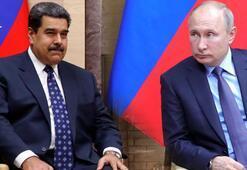 Son dakila: Dünyayı sarsan iddia Rusya, Venezuelaya asker gönderdi
