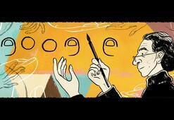 Google, Abidin Dinonun 106. yaşını kutluyor