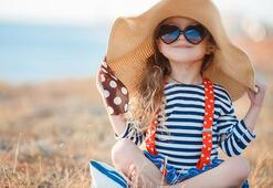 Çocuklara güneş gözlüğü seçerken bunlara dikkat