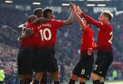 Manchester United, Watfordu rahat geçti
