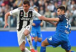 Salihli Empoli, Juventusa direnemedi