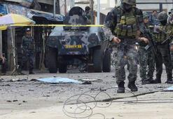 Son dakika: Filipinlerde bombalı saldırı