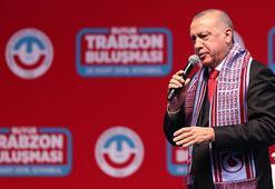 Cumhurbaşkanı Erdoğan: Ayasofyayı cami ismiyle müsemma hale getiririz
