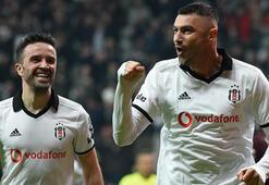 En çok yerlisi gol atan takım Beşiktaş