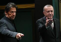 İmran Han: İslam dünyasında öne çıkan iki lider var biri Erdoğan diğeri Mahathir