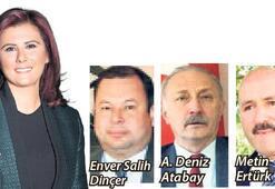 Beş başkana güvenoyu