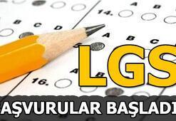 LGS başvuru kılavuzu LGS başvurusu nasıl yapılır İşte 2019 LGS tarihi