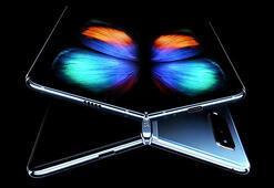 Katlanabilir telefon Galaxy Foldun test videosu yayınlandı