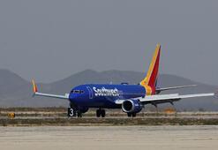 Boeing 737 Max uçağı ABDde acil iniş yaptı
