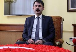 Bakan Kurum: Terör örgütlerine bomba gibi yağıyoruz