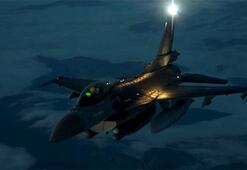 Terör örgütü PKKya darbe Hepsi imha edildi