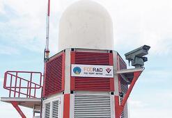 Uçak pistleri milli radarla korunacak