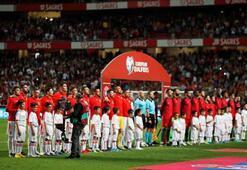 Portekize iki şok birden Ronaldo...