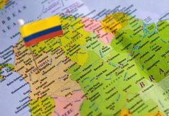 Kolombiyada patlama