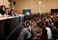 Taylandda 7 muhalif partiden koalisyon kararı