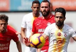 Galatasaray-Ümraniyespor: 3-2