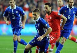 Türkiye - Moldova: 4-0